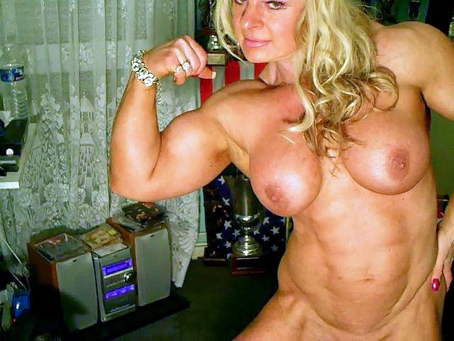michelle brent bodybuilder nude