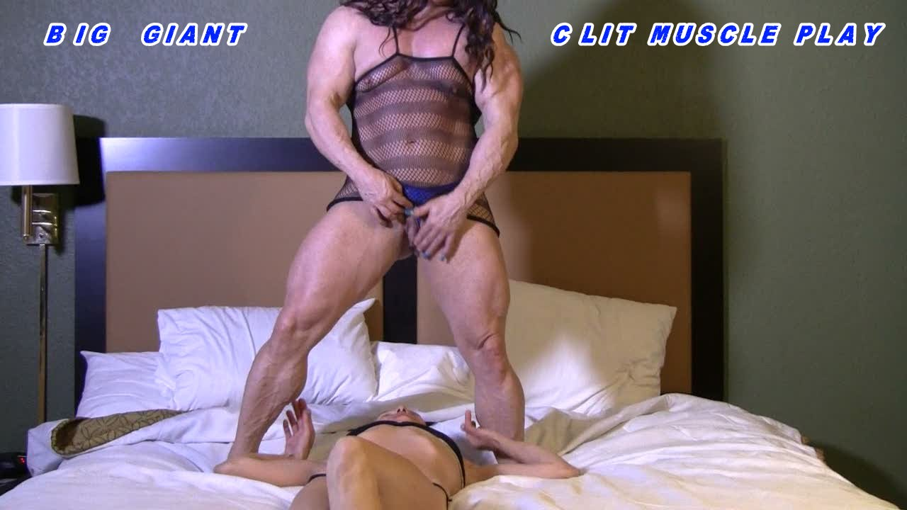 Clit Muscle Video 121